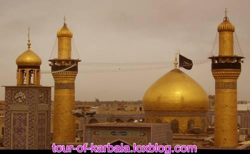 تور کربلا-ثواب و فضیلت زیارت امام سوم شیعیان